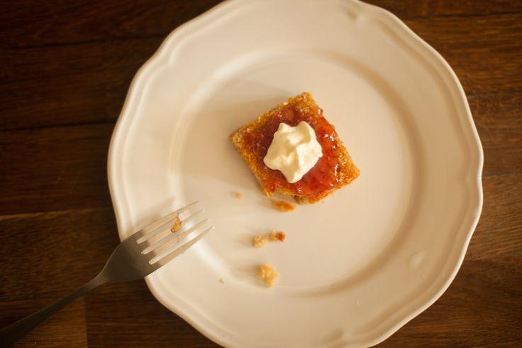 фоторецепт вегетарианских пирожных Гаури