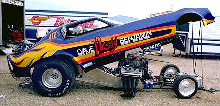 "Dave ""Nasty"" Benjamin: Drag Racing, It S, Benjamin, Dave Nasty, Vintage Drag"