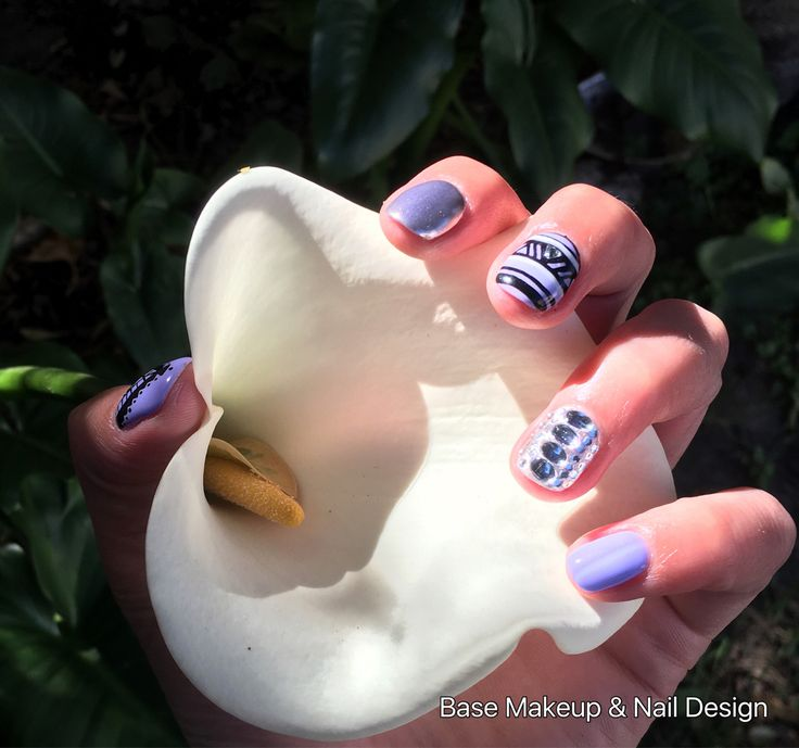 Nails done by Berna Terblanche