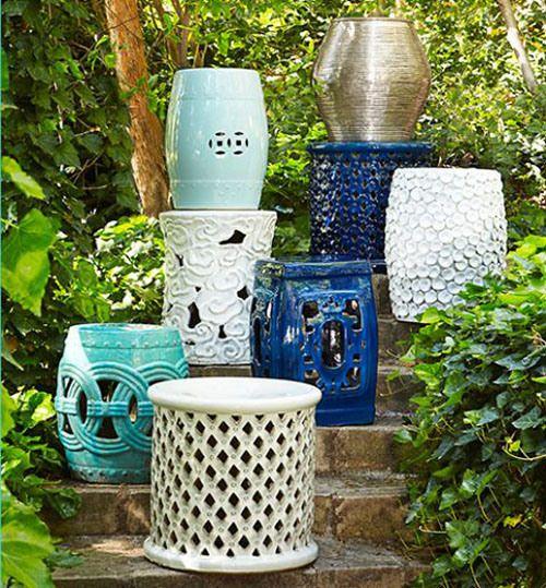 ????????? ??????? ??????? Chinese ceramic garden stools  sc 1 st  Pinterest & 98 best ????????? ??????? ??????? / Chinese garden stools images ... islam-shia.org