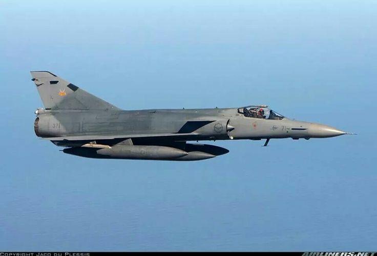 South African Air Force Cheetah C