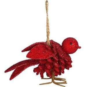 pinecone bird
