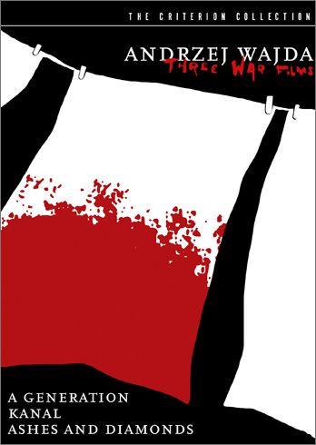 Andrzej Wajda: Thre War Films / HU DVD 2581 - 2583 / http://catalog.wrlc.org/cgi-bin/Pwebrecon.cgi?BBID=6858595