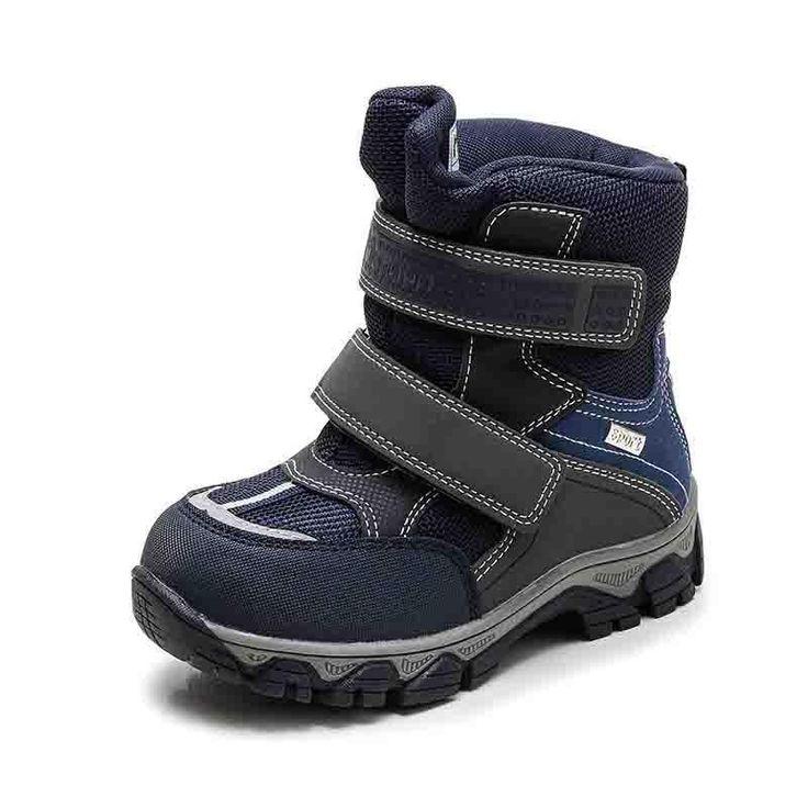 MMNUN Anti-slip Boys Winter Kids Boots