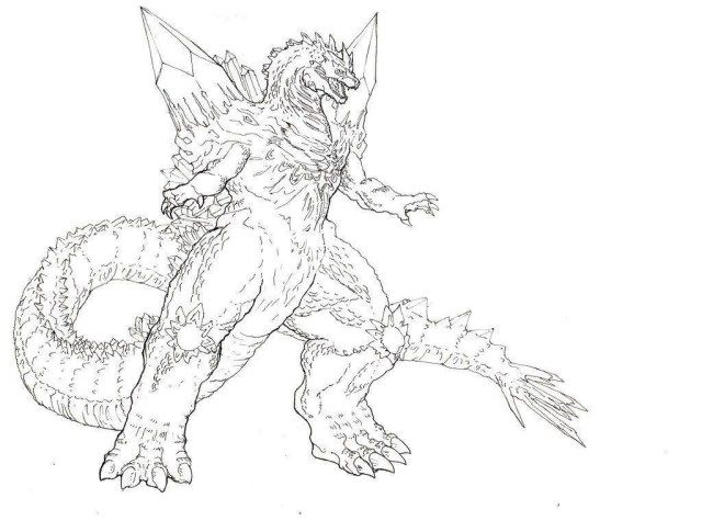 30 Wonderful Photo Of Godzilla Coloring Pages Albanysinsanity Com Coloring Pages Fox Coloring Page Coloring Books