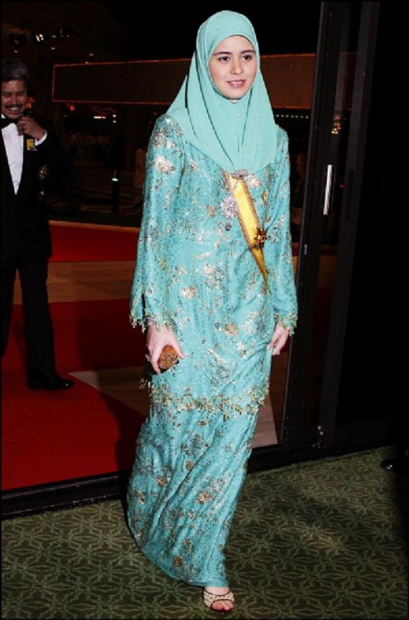 Princess Sarah in Brunei Darussalam