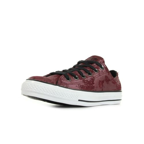 Converse CT Ox Bordeaux - Réf : 549657C