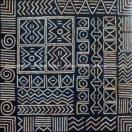 keiko gone quilt, 想いアフリカ