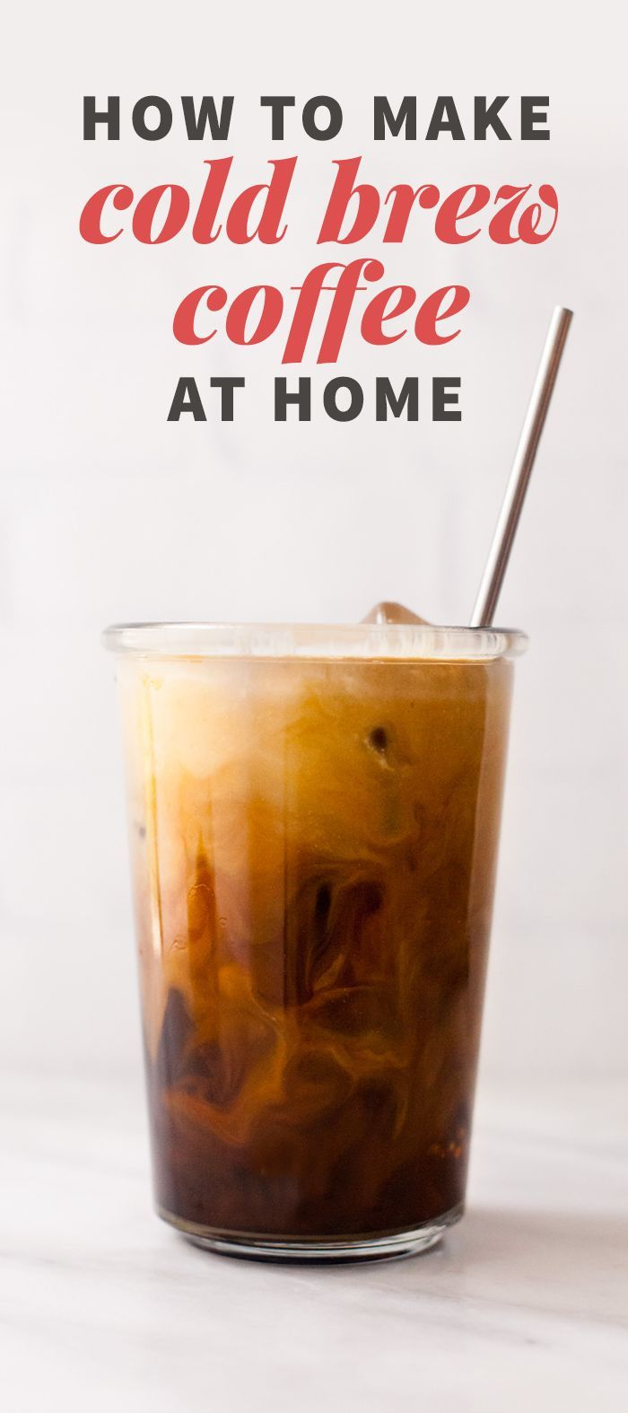 how to make cold tea at home