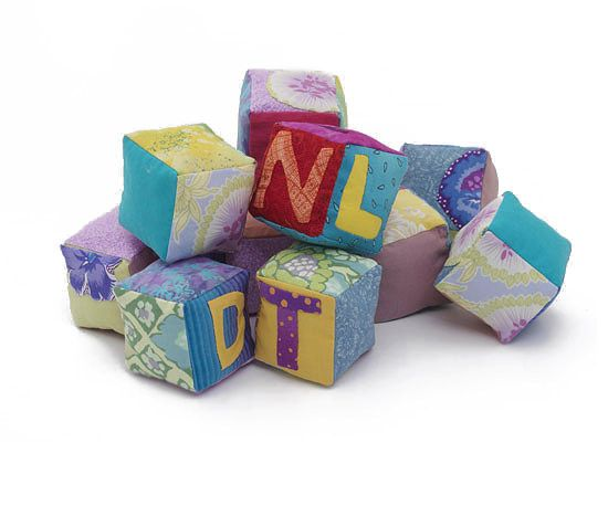 DIY Baby Blocks! Super Easy To Make!   You can customize for your special baby!