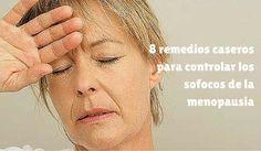 Controla los sofocos de la menopausia con estos 8 remedios caseros - Mejor con Salud