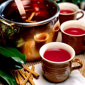 Mulled Cranberry Cider Recipe | MyRecipes.com