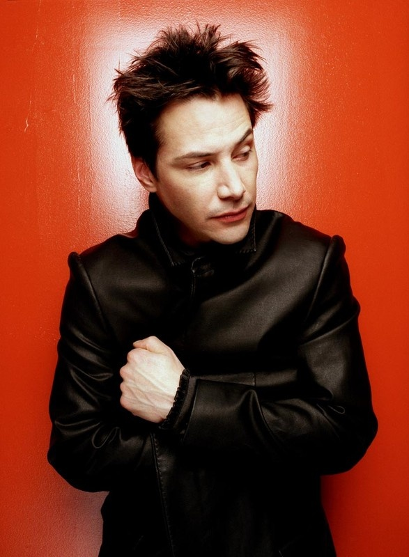 Keanu Reeves #hansome ..yes