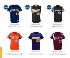 Custom Baseball Jerseys: Unlimited Sublimation Design Options, Guaranteed…