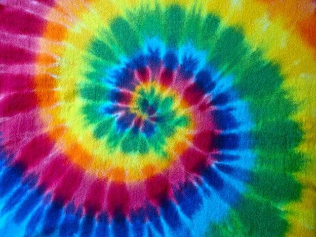 tye dye coloring pages - photo#48