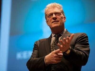 Sir Ken Robinson: Our Education System Is Killing Creativity