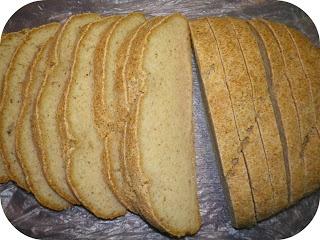 Pão com psílio sem glúten