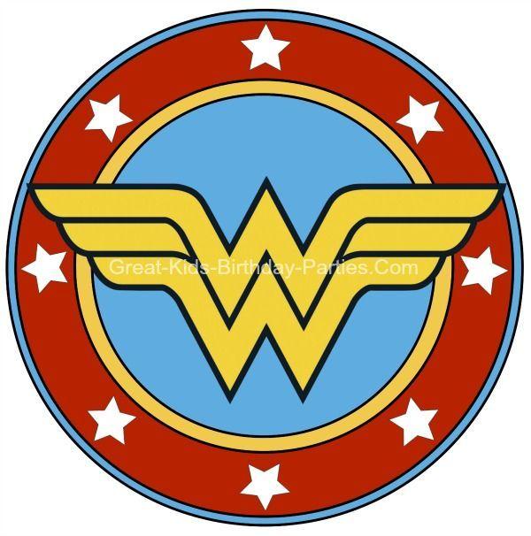 Image result for wonder woman logo