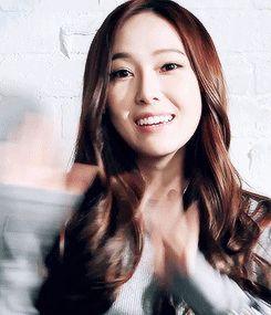 una de las integrantes del grupo Girl's Generation (SNSD) Jessica