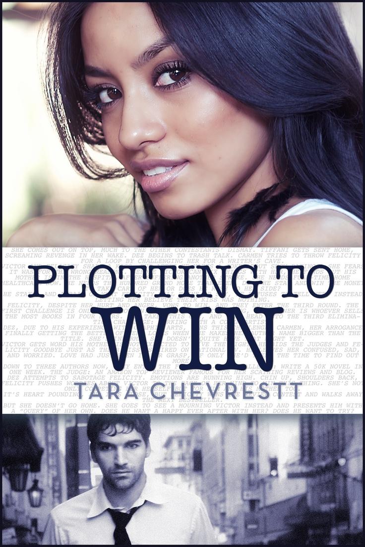 Coming June 1st from Escape Publishing - Harlequin Enterprises, Australia Pty Ltd, is Plotting to Win, a new reality TV show romance by Tara Chevrestt.
