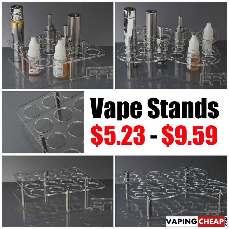 Cheap Vape Stand (Acrylic) - $6.23 China - http://vapingcheap.com/cheap-vape-stand-acrylic/