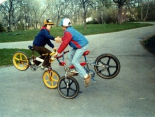 What Bmx Team Used Rodger Decoster Bmx Bikes
