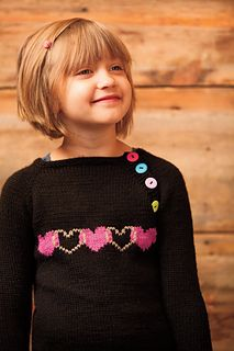 Heartgyle pullover