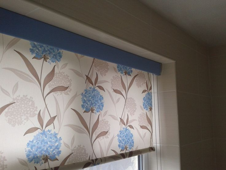 These blinds have a 'slow' rise and 'stop' function along with coordinated cassette fascias and no hanging parts.
