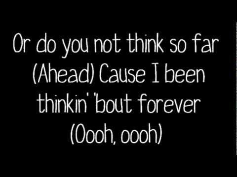 Frank Ocean - Thinking About You Lyrics