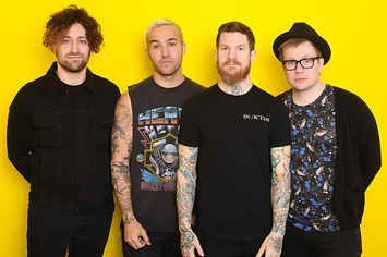 22 Questions About Life On Tour With Fall Out Boy