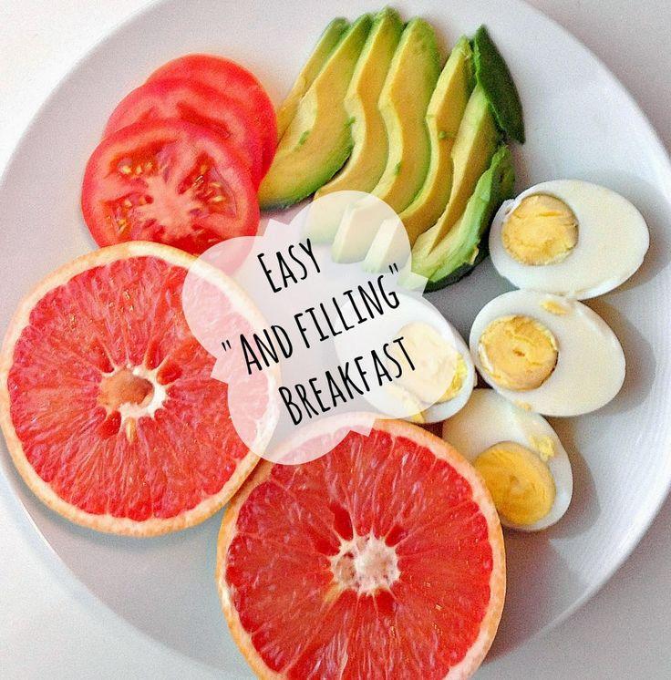 ShabbyStringham: Hardly Any Prep Whole30 Breakfast