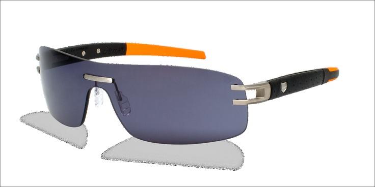TAG L-TYPE 452 Sunglasses: $1,190 @ Sunglasshut.com