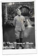 WWI - 7 EME REGIMENT - GRENADIER - MEDAILLE CROIX DE GUERRE 1 ETOILE - CHEVRON BLESSURE - CARTE PHOTO MILITAIRE - CPA    En vente sur Delcampe