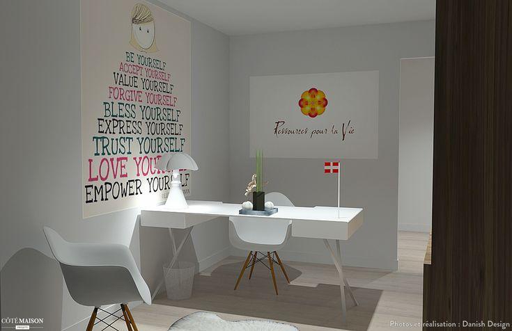 Best house office maison bureau images on