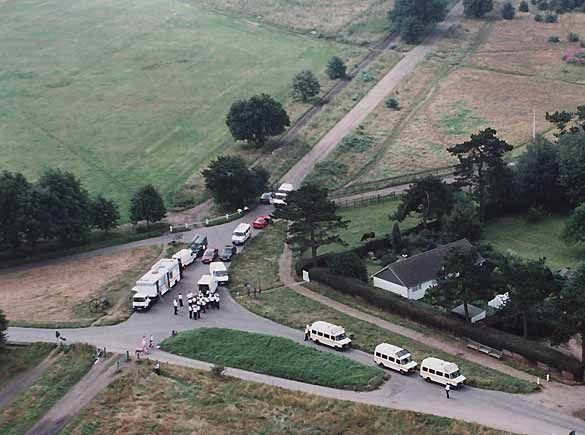Rachel Nickell, 23, was stabbed in a frenzied attack on Wimbledon Common in July 1992. | Robert Napper | Photos | Murderpedia, the encyclopedia of murderers