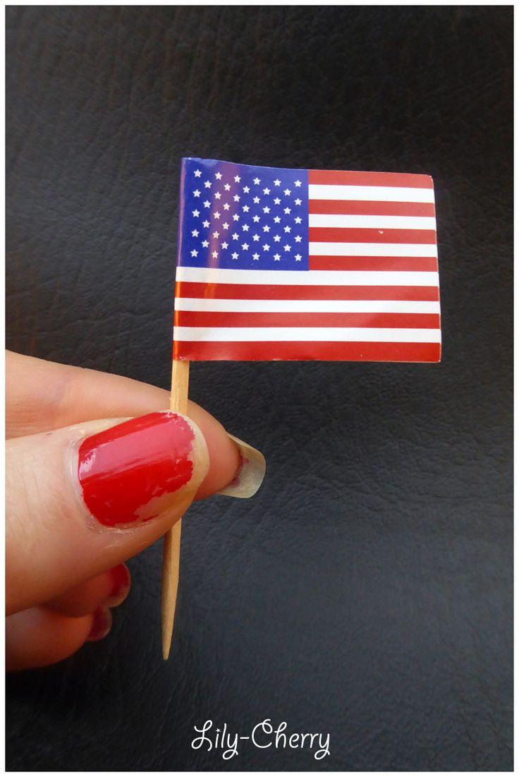 Connu Les 25 meilleures idées de la catégorie Gâteau drapeau américain  WJ09