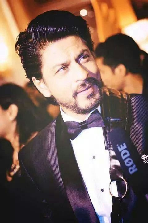 Shahrukh khan - king ( If you like than please follow )