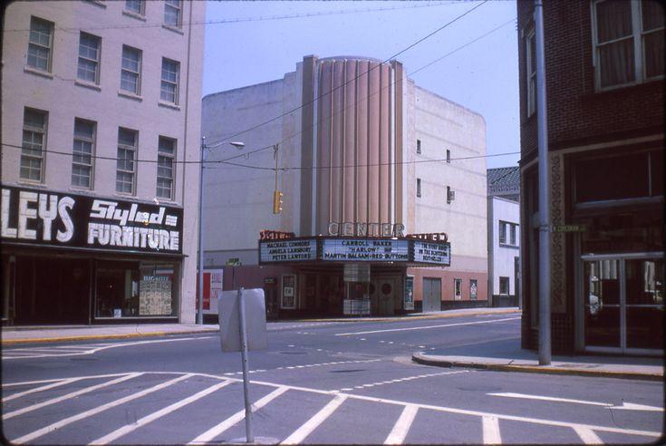 Center Theater, Durham, NC.