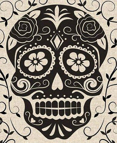1000 ideas about skull stencil on pinterest stencils for Skeleton pumpkin pattern