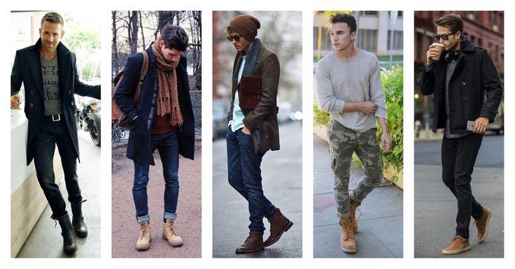 Ο χειμώνας θέλει μποτάκια, κι εσύ έχει μόνο να διαλέξεις ανάμεσα σε 150+ σχέδια σε μποτάκια και να τα συνδυάσεις: 💣 Harley boots με μαύρο παλτό και t-shirt 💣 UGG boots με φούτερ και denim 💣 Timberland boots με cargo pants ή παλτό/σακάκι 💣 Sneaker boots με total black