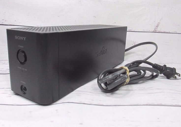 SONY TA-SA100WR SURROUND SOUND AMPLIFIER REPLACEMENT PART - NO CARD #SONY