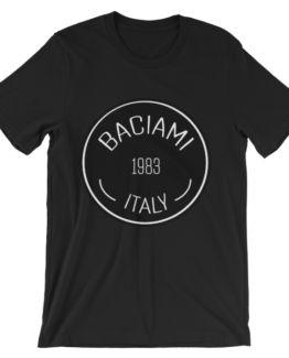 Baciami Classic Unisex short sleeve t-shirt