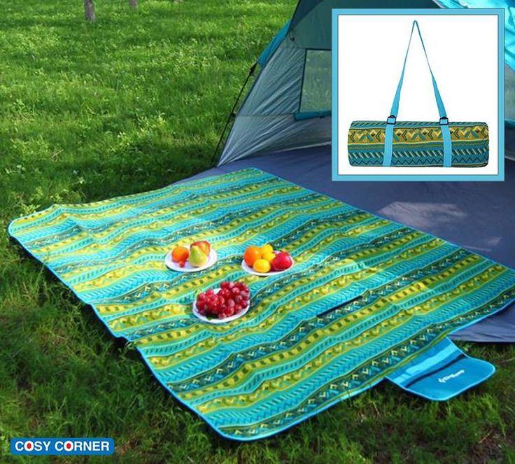 Υπέροχη κουβέρτα για να απολαύσετε το ανοιξιάτικο πικ νικ σας! 200 x 175εκ. https://goo.gl/gTMZAe