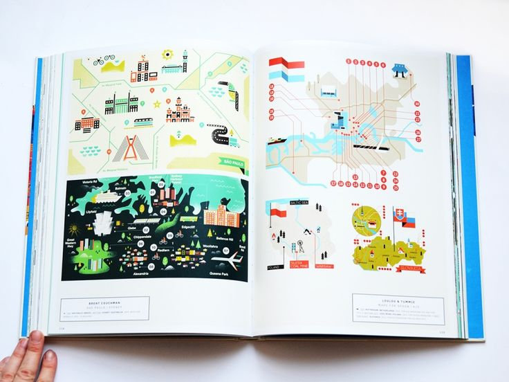 A Map of the World. The World According to Illustrators and Storytellers