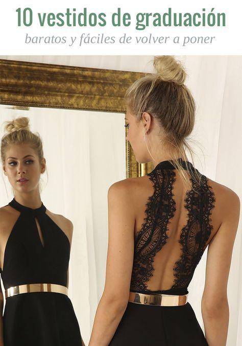 Tips para elegir vestidos de graduación que puedas volver a usar para bodas, bautizos y comuniones :) #moda #estilo