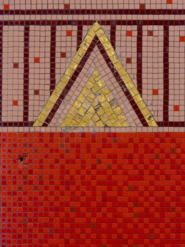 Mosaique Art Deco Devanture De Magasin Art Deco Mosaique Et Devanture Magasin
