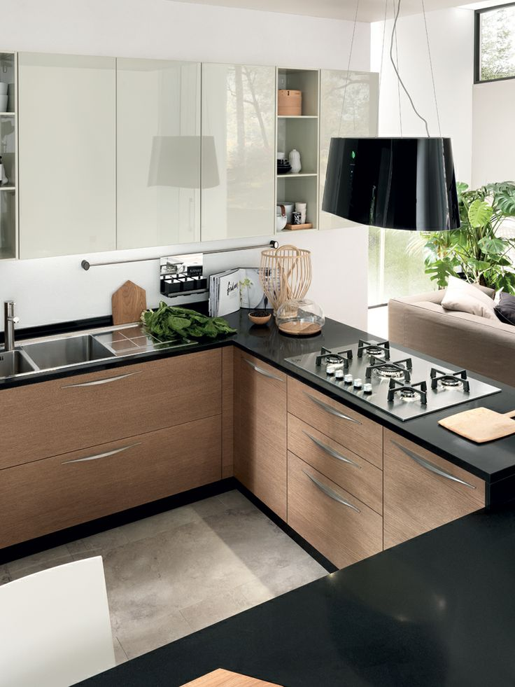1000 images about open kitchens on pinterest the end for Scavolini cabinets