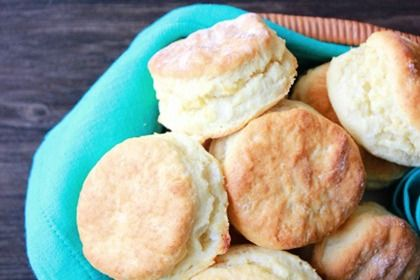 These easy homemade biscuits are perfect for breakfast, lunch, or dinner. Quick to whip up and full of buttery flavor!
