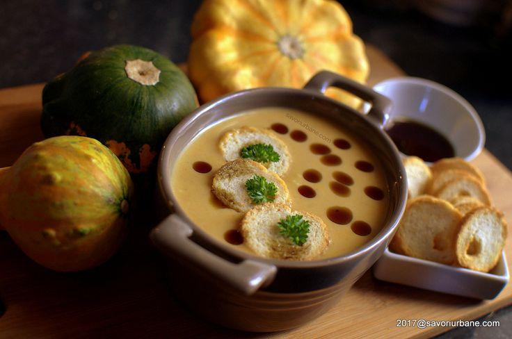 reteta supa crema de dovleac