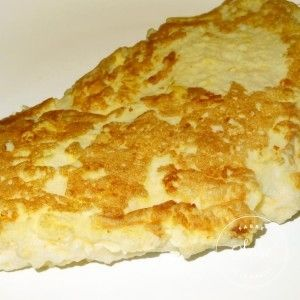 Omelette façon mère Poulard